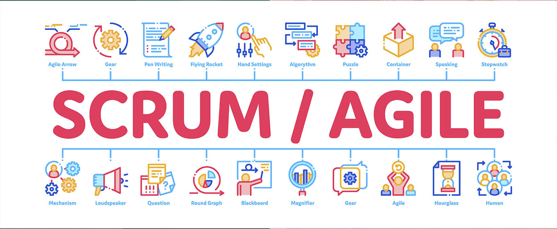 Agile vs Scrum in Web Development