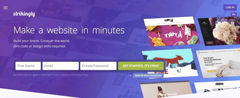 Free Website Builder by ITBOOST | Strikingly