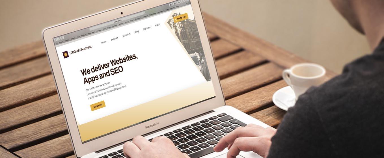 ITBOOST Australia | Benefits of Updating a Website